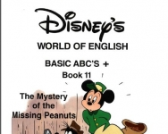 迪士尼美语世界Disney's World Of English Book(12册)