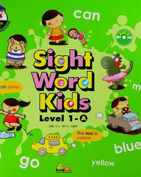 高频词汇 Sight Word Kids Level 1 高清英文版