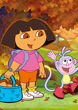 爱探险的朵拉第八季 高清中文版 20集全 Dora The Explorer Season 8