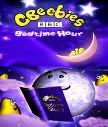 BBC儿童睡前故事104集 标清英文版 CBeebies Bedtime Stories