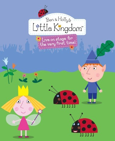 本和霍利的小王国 Ben and Holly's little kingdom